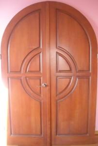Дверной блок (двойной)