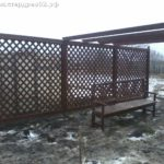 Элементы садовой архитектуры