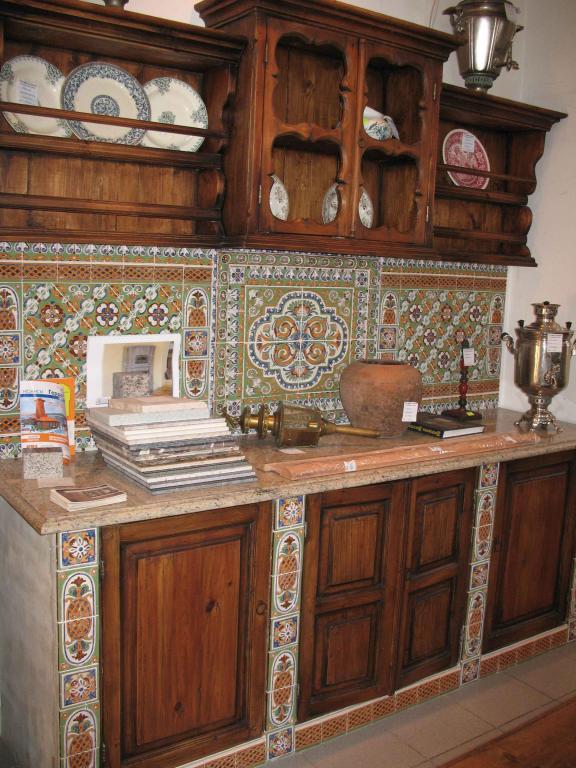 Кухня русский стиль