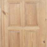 Дверь деревянная, модель №1, глухая