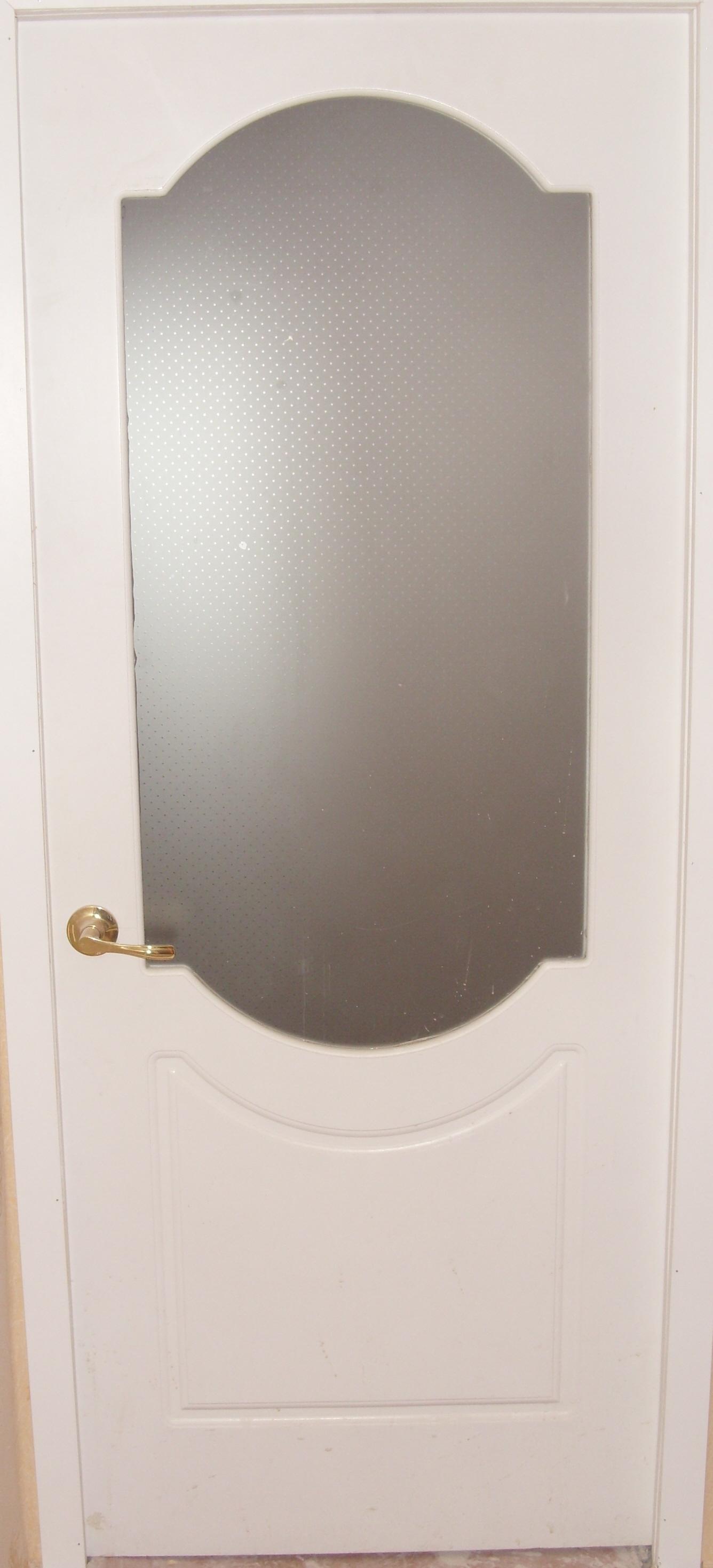 Дверь деревянная, модель №14, стекло