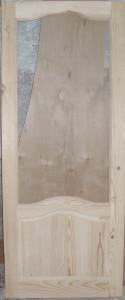 Дверь деревянная, модель №15, стекло