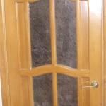 Дверь деревянная, модель № 17, стекло