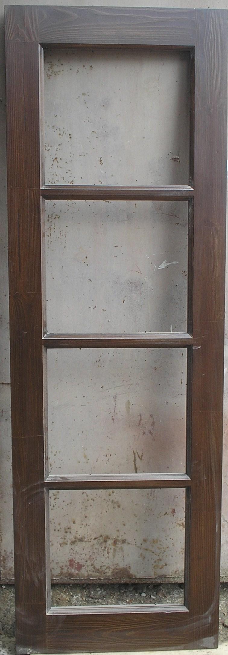 Дверь деревянная, модель № 19, стекло