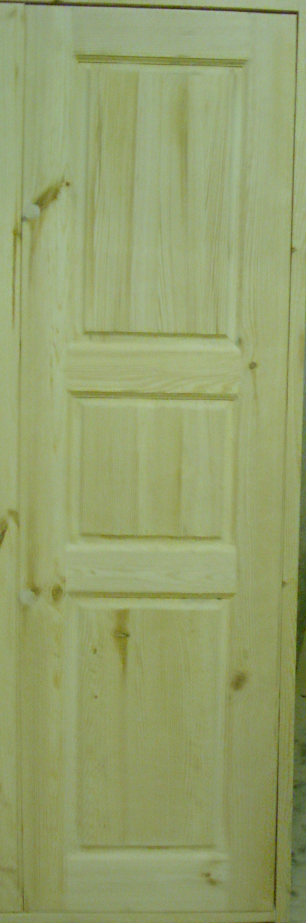 Дверь деревянная, модель № 23, глухая