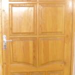 Дверь деревянная, модель № 3, глухая