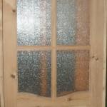Дверь деревянная, модель № 3, стекло
