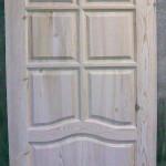 Дверь деревянная, модель №4