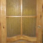 Дверь деревянная, модель №4, стекло