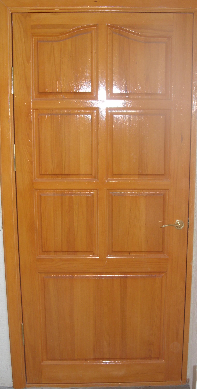 Дверной блок, модель №6, глухой