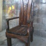 Состаренный стул